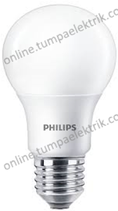 Essential Led Ampul 9W-60W  Beyaz E27 Normal Duy